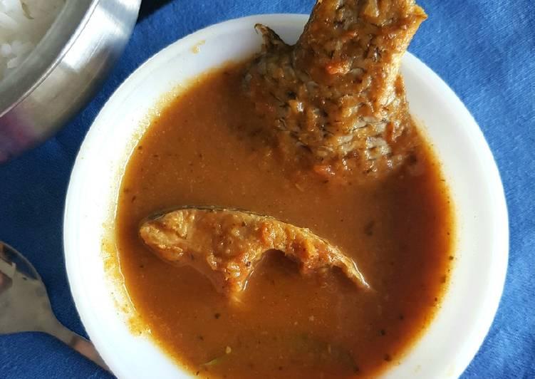 Fish curry/ Meen Kuzhambu, Heart Friendly Foods You Need To Be Eating
