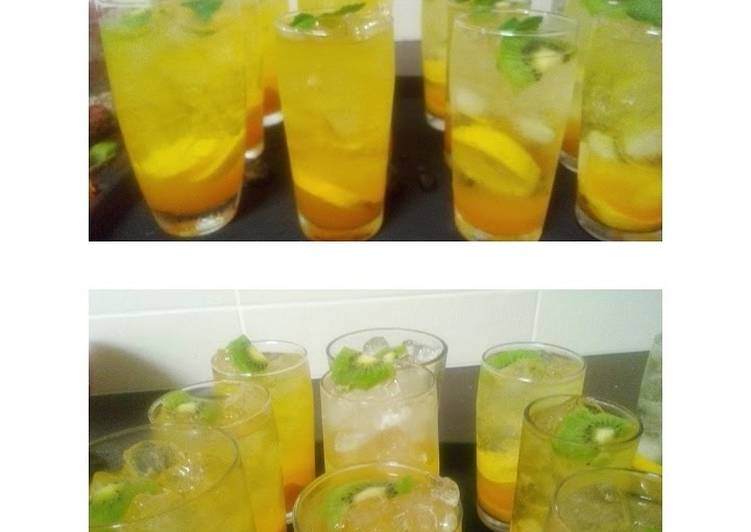Summer Refreshing Cocktail