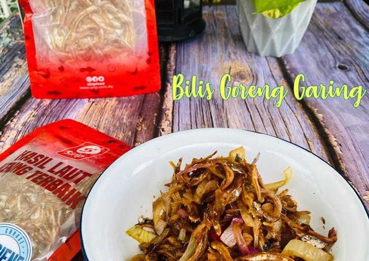 Bilis Goreng Garing - resepipouler.com