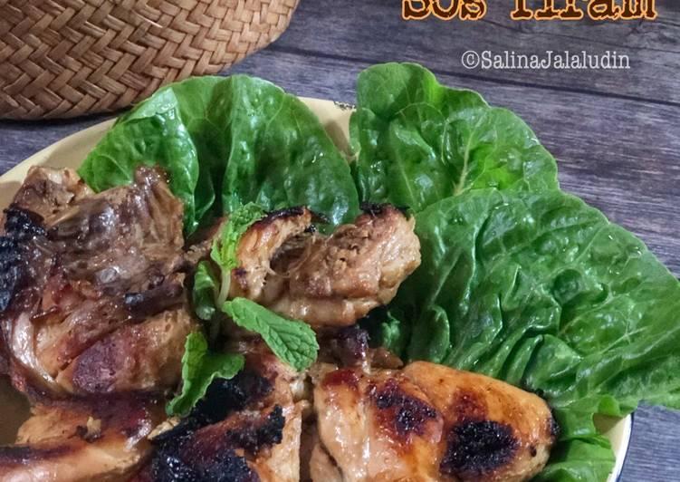 Ayam Bakar Sos Tiram - velavinkabakery.com