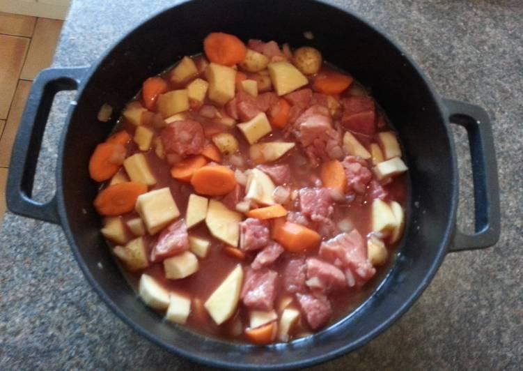 Recipe of Favorite Winter Beef Casserole