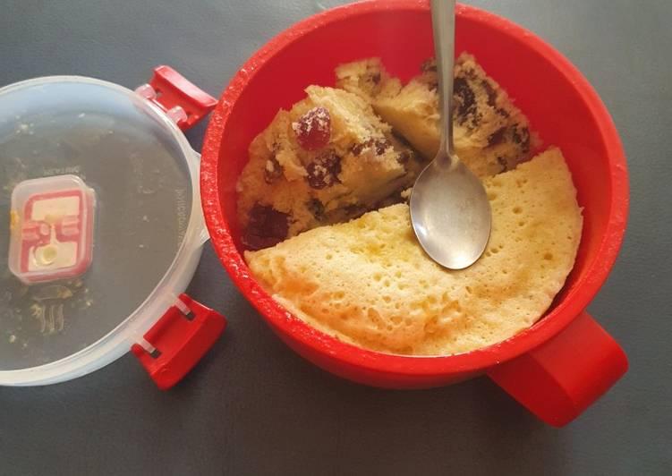 Recipe of Favorite Microwave Fruit Cake