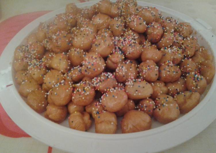 Easiest Way to Make Perfect Struffoli