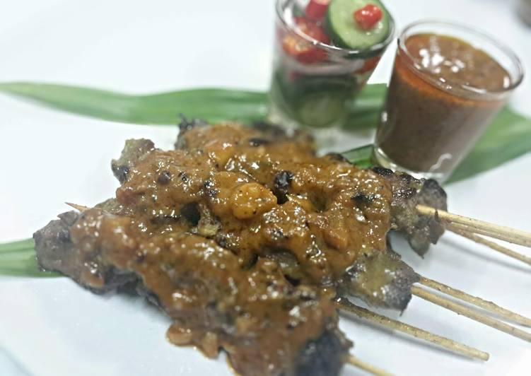 Recipe: Perfect Thai Beef Satay