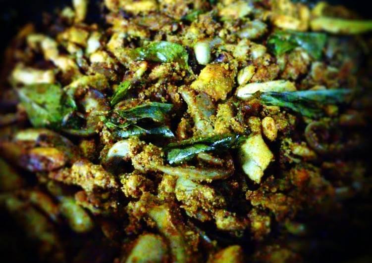 Recipe of Perfect Jake's Roe fries (fish eggs)