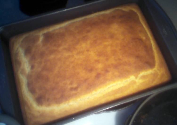 Pop's Cornbread