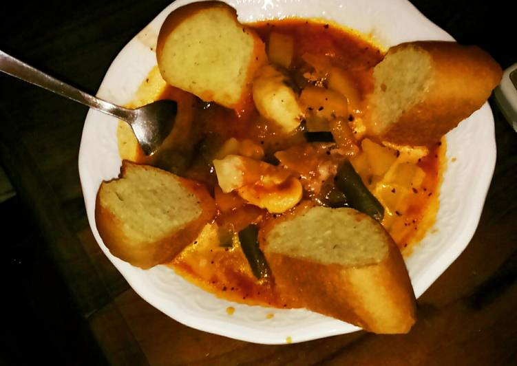Minestrone soup, Foods That Are Good For Your Heart
