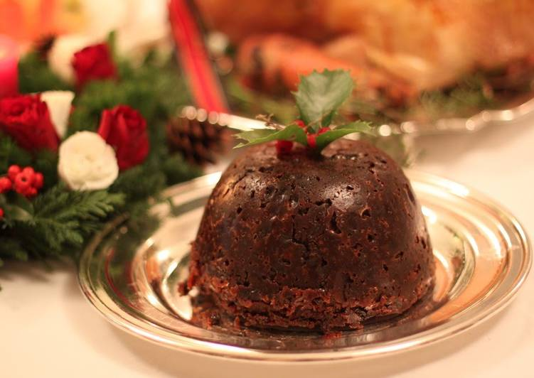 Recipe: Delicious Christmas Pudding