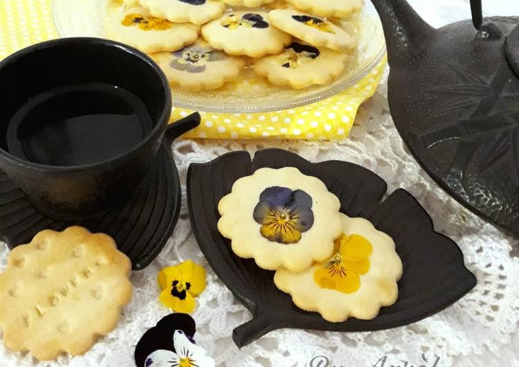 ☆Biscuits Flowers☆