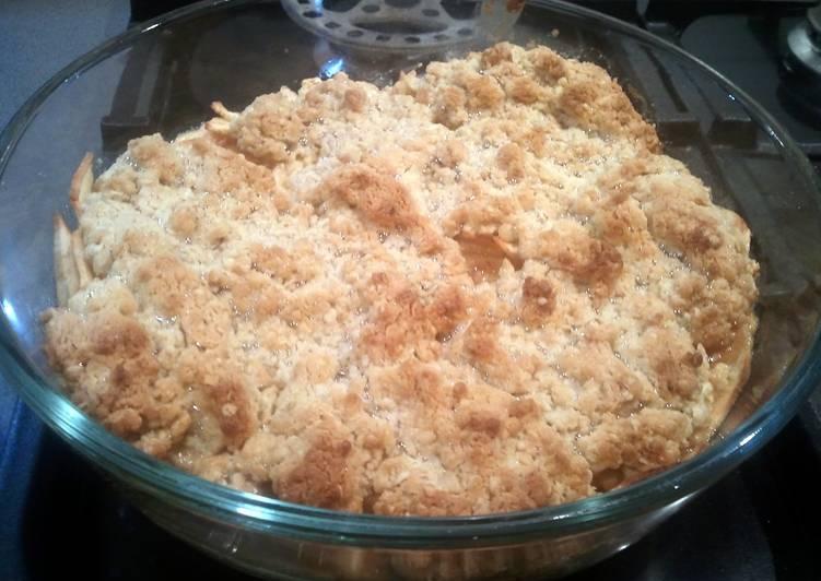 Pie Crumble