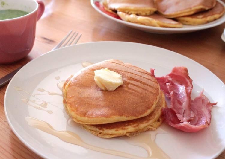 Homemade Pancake Batter Mix Recipe By Cookpad Japan Cookpad