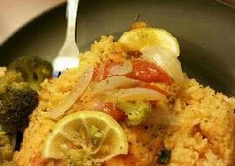 Turn to Food to Improve Your Mood Steamed Swai fish fillets (one pot meal)