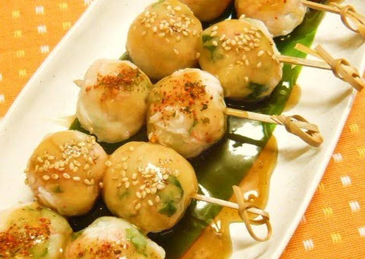 Your State Of Health Can Be Effected By The Foods You Choose To Eat Imitation Crab Rice Dumplings