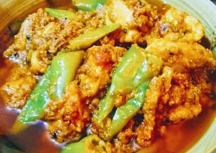 Recipe of Award-winning Achar gosht