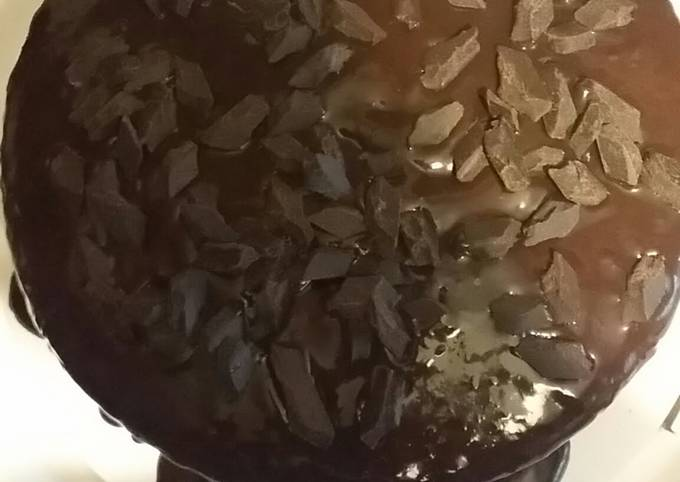 How to Prepare Delicious Moist * easy * Rich Chocolate Cake
