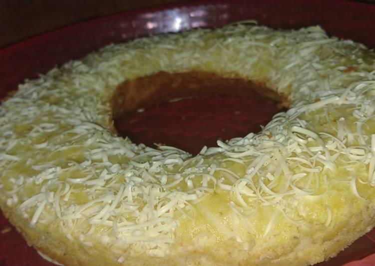 Brudel Manado 2 telur