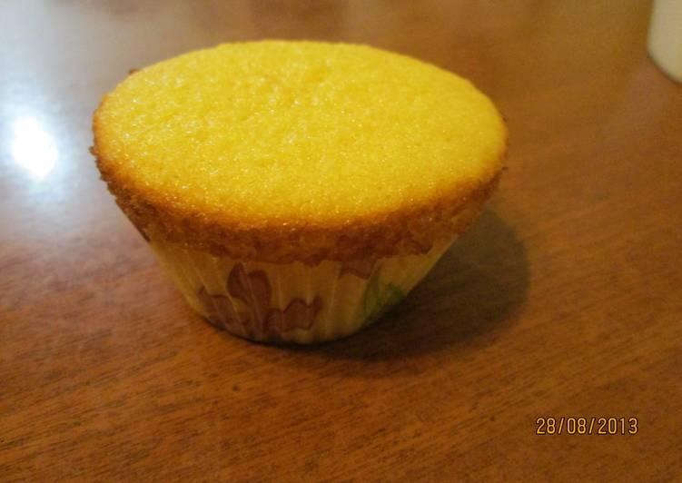Step-by-Step Guide to Prepare Speedy Vanilla cupcakes