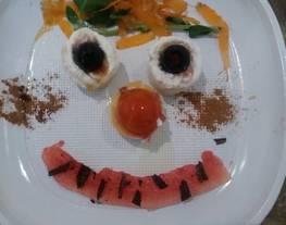 Carita sonriente!!