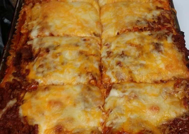 Lasagna gordita