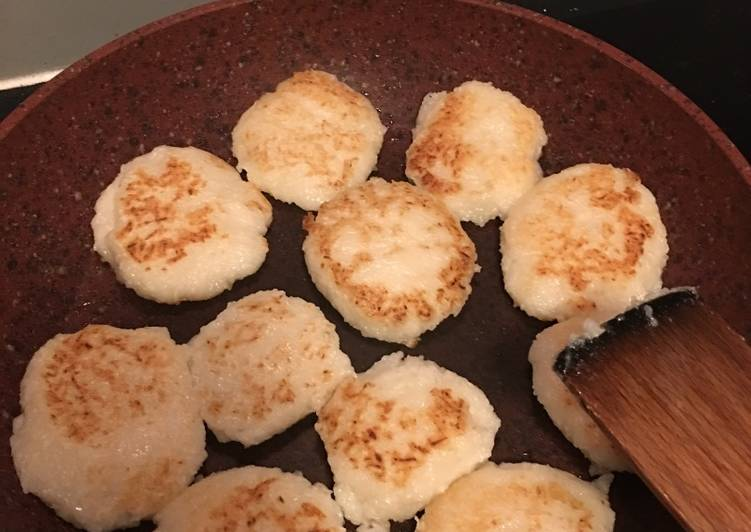 Your Health Can Be Effected By The Foods You Decide To Consume Mochi - Moli (pre 5 min, cook 10min)