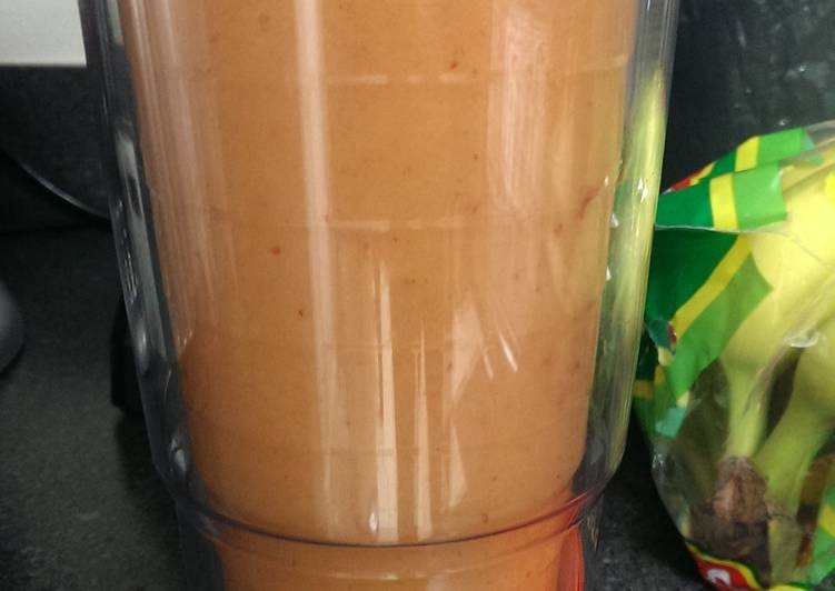 Tropical Delight All Natural Smoothie