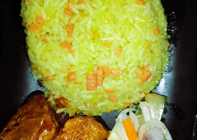 Nasi Ayam ala Sugarbun