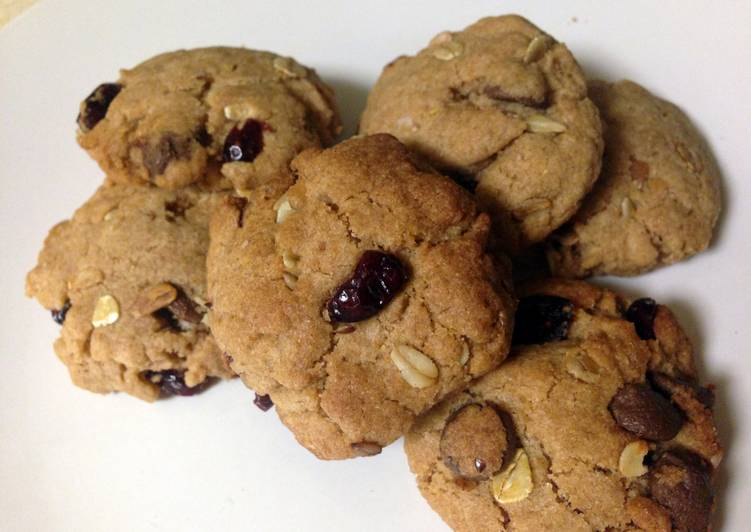 Easiest Way to Prepare Quick Amy's Healthy Carob Chip Cookies