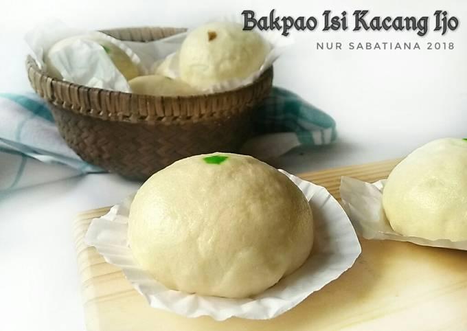 Resep 13 Bakpao Pasta Kacang Oleh Nur Sabatiana Cookpad