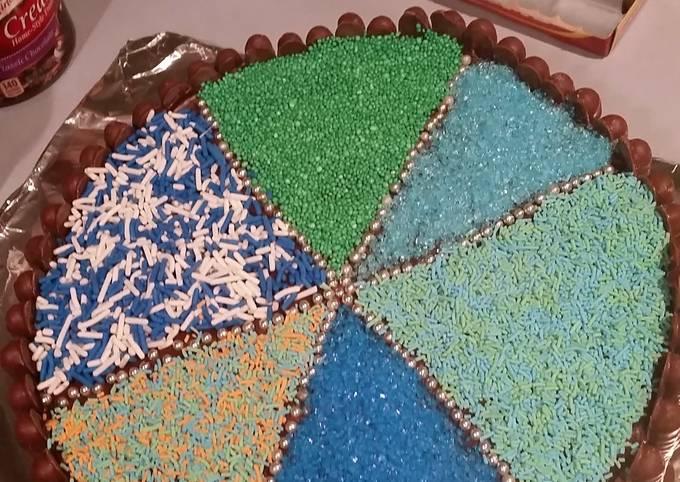 Recipe: Appetizing Easy chocolate birthday cake