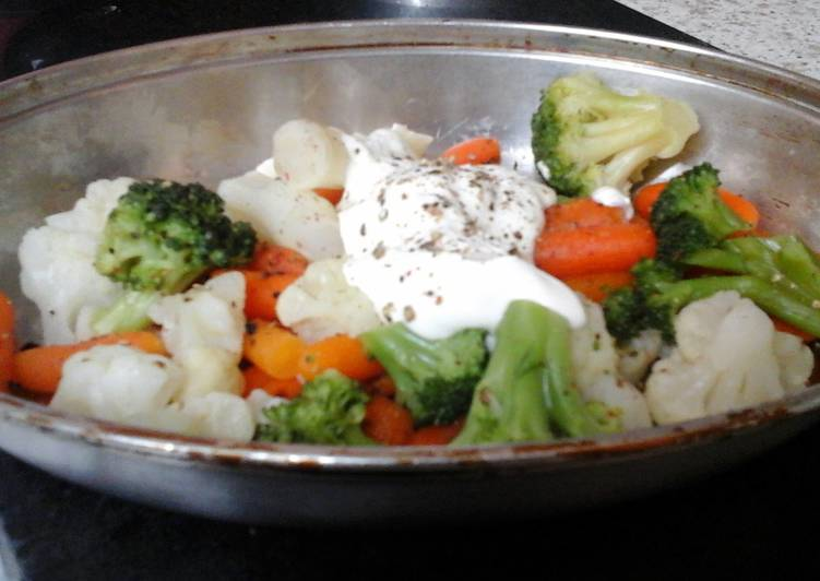 Peppered Mix Veg