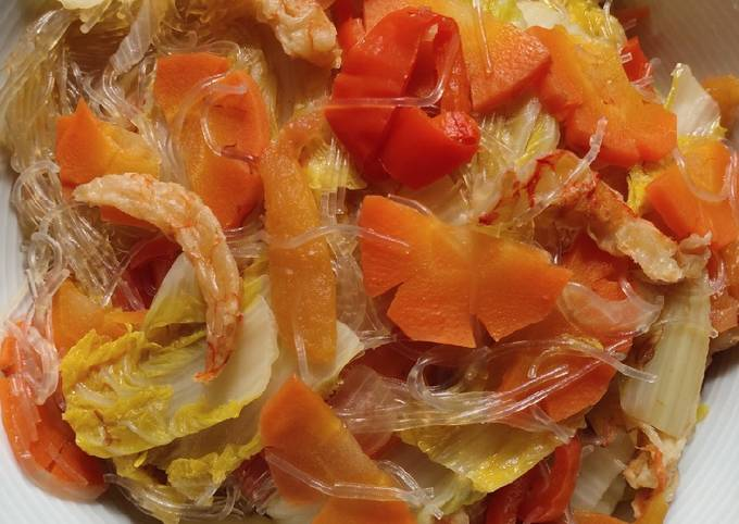 Recipe of Glass Noodles Without Equal