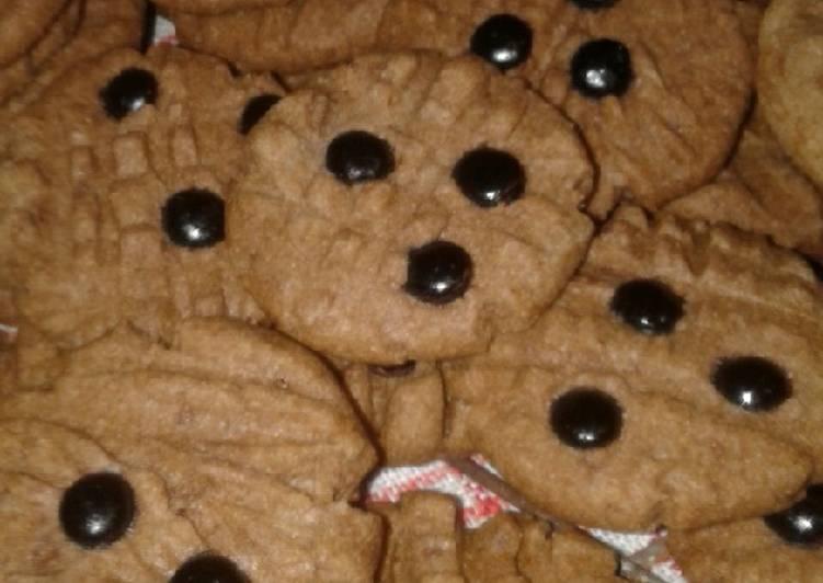 Choco cookies kw