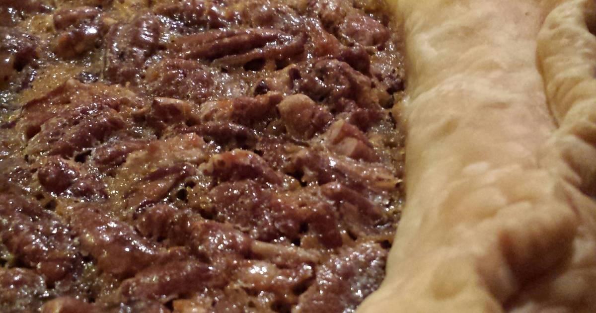 Charlie S Wicked Pecan Pie Recipe By Charlie Cookpad