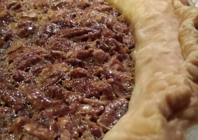 Charlie's Wicked Pecan Pie