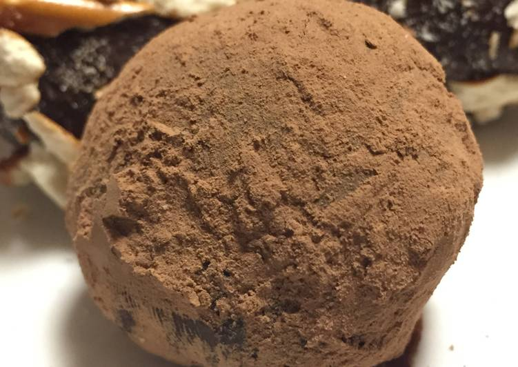 How to Prepare Chocolate Truffles in 22 Minutes for Family