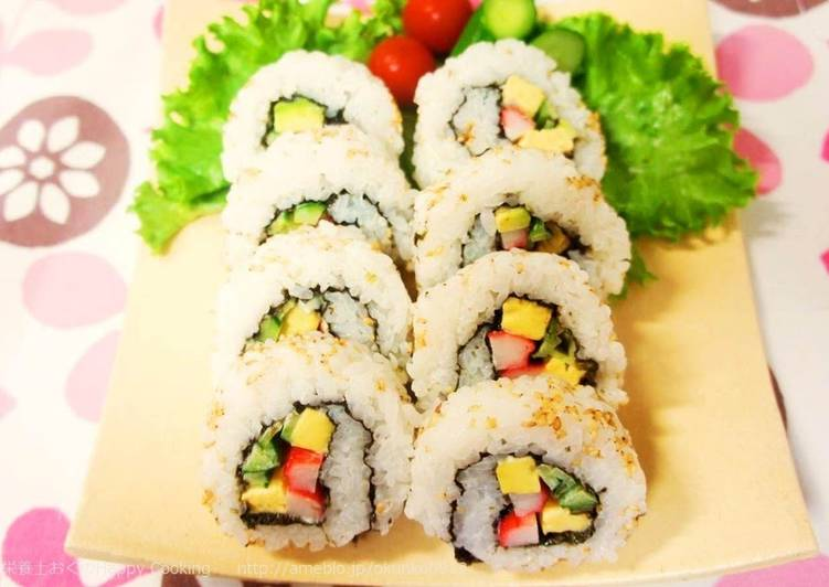 Absolutely Ultimate Dinner Easy Any Night Of The Week California Roll