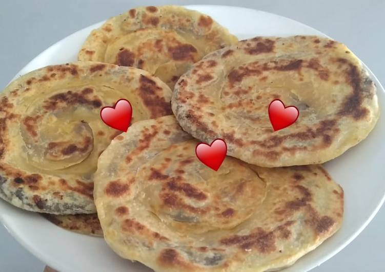 26. Roti Maryam Coklat no mix (Cemilan dirumah)