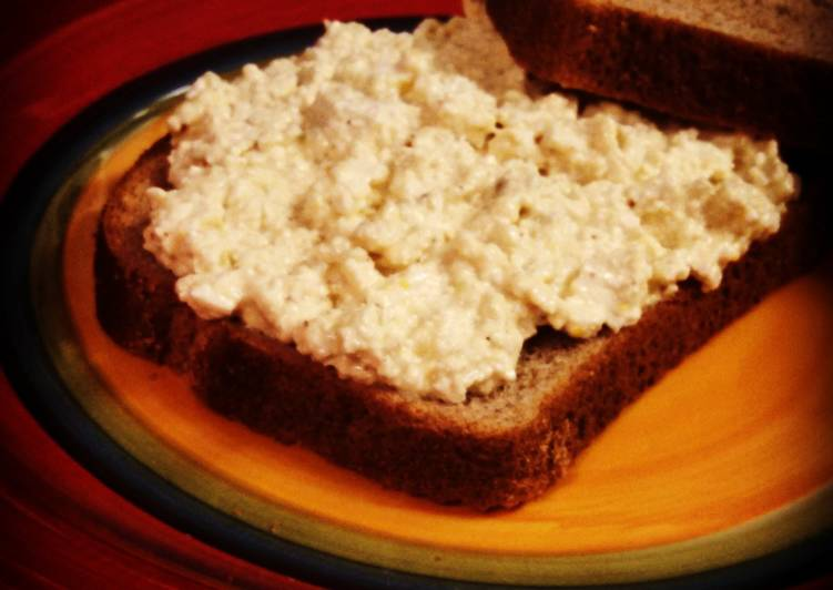 Recipe of Speedy Lilhpster's Vegan Egg Salad