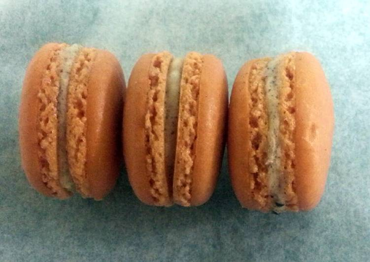 French Macaron with buttercream – Cooking Light Cookbooks