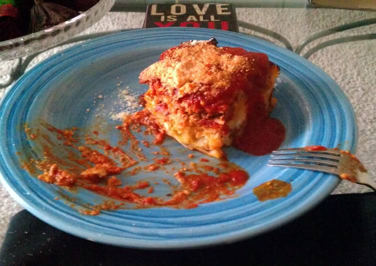 Mama's Lasagne Italiano