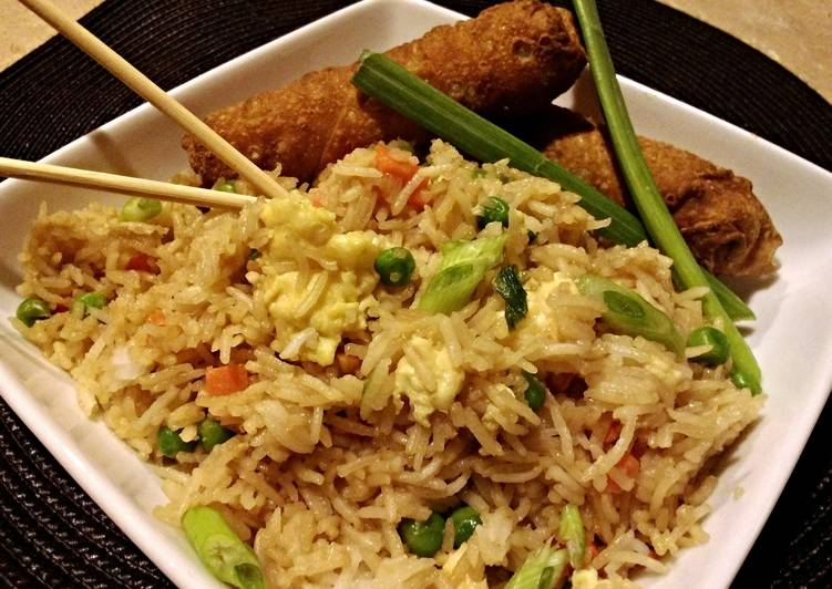 Recipe: Perfect Taylor's Family Favorite Fried Rice