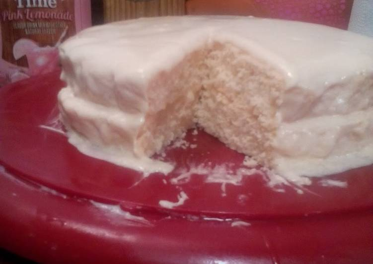 Step-by-Step Guide to Prepare Perfect Pink Lemonade Cake