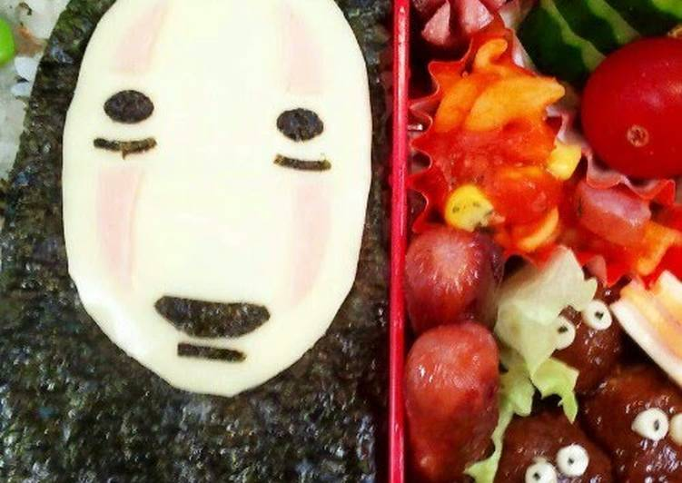 Kaonashi Bento: Spirited Away Movie Character, Apples Could Certainly Have Huge Advantages For Your Health