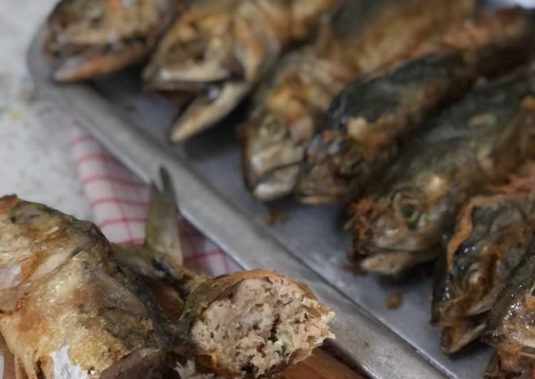 27. Sate Ikan Kembung #cookingdiary