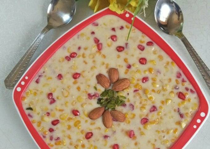 Easiest Way to Cook Perfect Sweet Creamy Corn Delight
