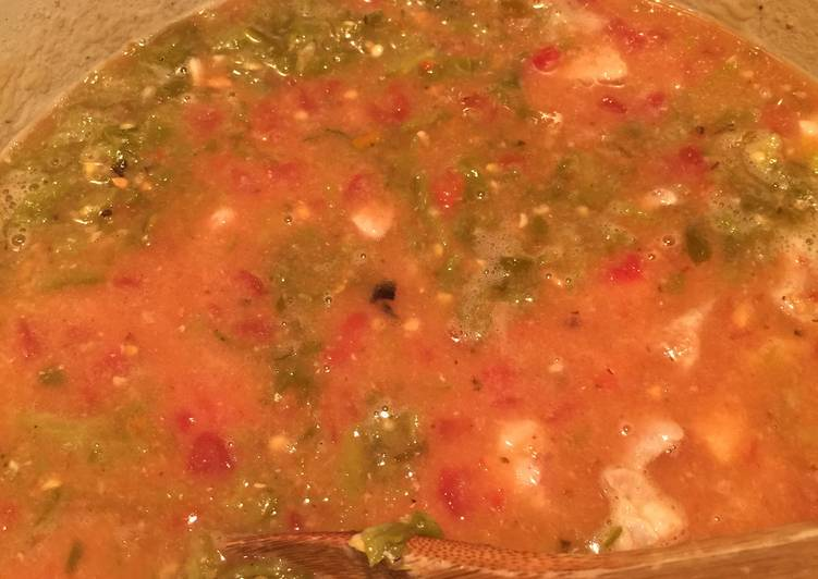 New Mexico Style Green Chile