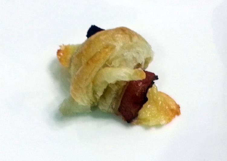 Recipe: Tasty Mini Crescent Puff Pastry