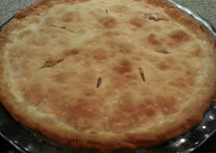How to Make Yummy Turkey Day Pot Pie