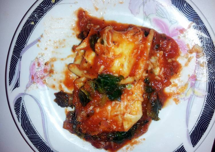 Top 10 Dinner Easy Fall Spinach & cheese ravioli bake