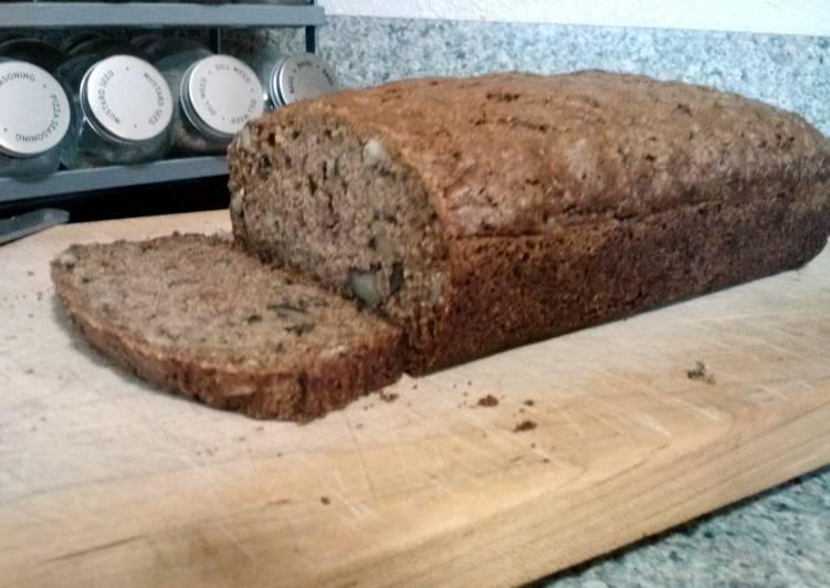 Recipe: Yummy zucchini bread